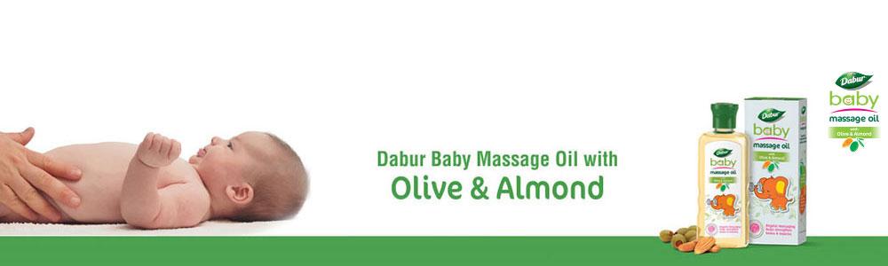 baby massagae oil