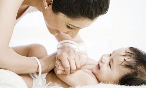 Olive Oil for Baby Skin